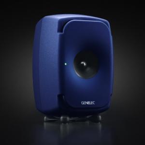 Genelec40_Sapphire_blue_diagonal_0300_20180531